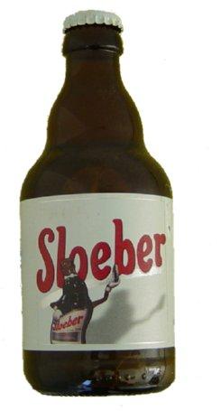 sloeber-fles
