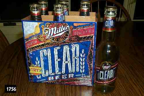 miller clear